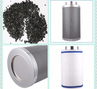 Как сделать угольный фильтр для гроубокса?