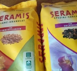 Как применять Seramis для орхидей?