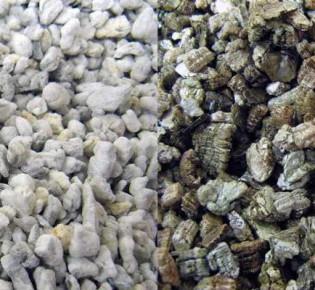 Что лучше для растений, вермикулит или перлит?