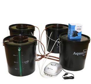 Что представляет собой гидропонная система AquaPot?