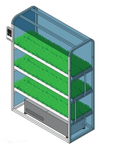 Гидропонный шкаф