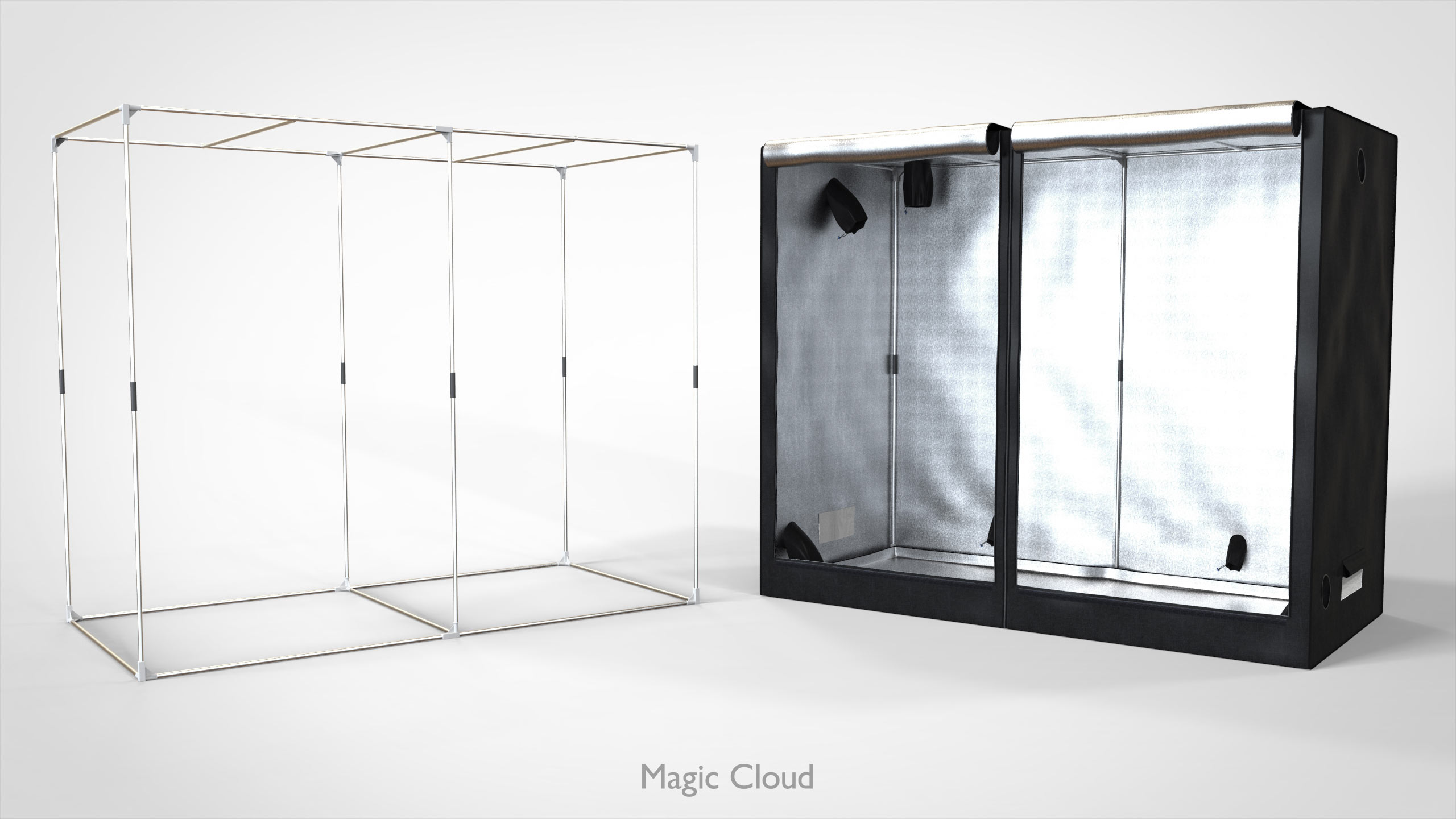Гроутенты Magic Cloud