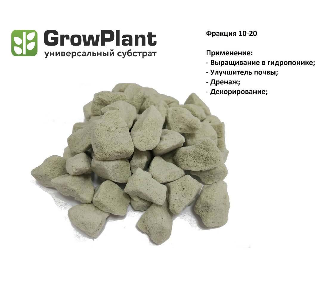 Преимущества субстрата GrowPlant
