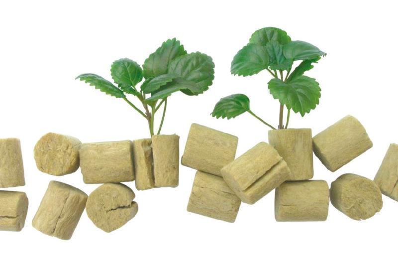 Минеральная вата для растений
