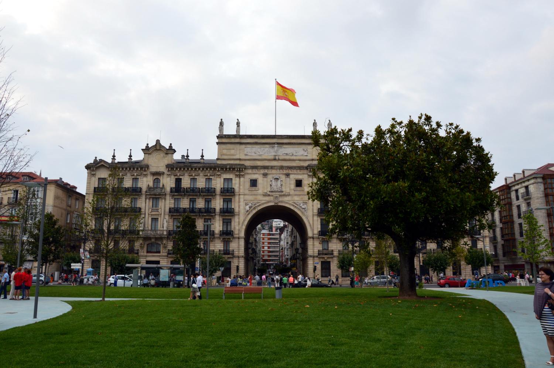 Сантандер может похвастаться самым большим внутренним вертикальным садом в Европе