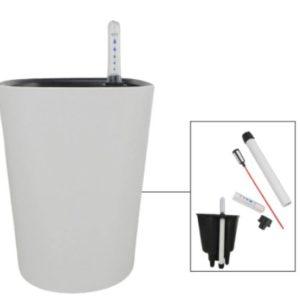 Самополивающийся горшок Lazy Flower Pot в форме стакана бренд ADUWRSE
