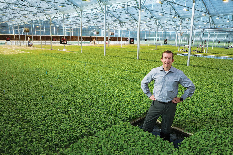 Bright Farms в округе Хендерсон